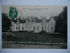 DANGÉ  :  Le Château de la Fontaine.......VO.1910.