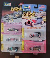 5 Revell Rat Rods Moc Vintage Group Lot