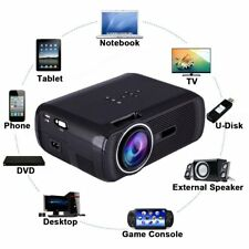 Portable 7000 Lumen Movie WIFI Bluetooth 1080P HD LED Home Theater Projector TN