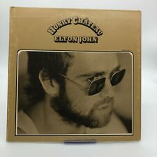 ELTON JOHN Honky Chateau 1972 LP Vinyl EX Embossed/Envelope Gatefold UNI 93135