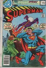 SUPERMAN 334 APR 1979 GOOD PLUS