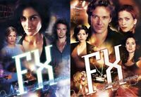 FX - The Complete Season 1 and Season 2 (2-Pac New DVD