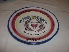 Piatto buon ricordo ristorante RISTORANTE LAURIN SALO' 1994
