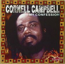 Campbell, Cornell - My Confession CD NEU OVP