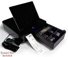 Vendhq iPad Star mPOP Tablet Stand, CASH Drawer - and Printer BLACK  39650211