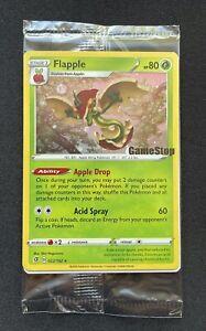 Pokemon GameStop Battle Styles 25th 2021 Flapple HOLO Promo TCG Card 022/192
