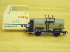 """Märklin 48927 Wagon-citernes """"Vapeur Bière"""" Staufen Bräu DB,KKK,Train miniature"""