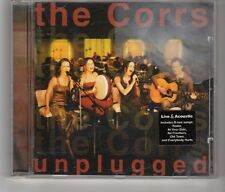 (HK708) The Corrs, Unplugged - 1999 CD