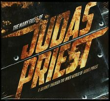 Judas Priest The Many Faces Of Judas Priest CD new Tribute cover tunes