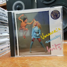CD VERSACE'S RUNWAY HITS Compilation 1994 Versace Claudia Schiffer Radiohead