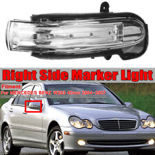 For Mercedes W203 C-Class 2004-2007 Right Side Door Mirror Turn Signal Light
