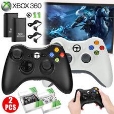 Wireless Game Controller Gamepad Joystick Pad for Microsoft Xbox 360 & PC 7 8 10
