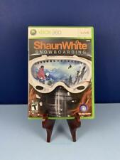 Shaun White Snowboarding Complete Tested Xbox 360