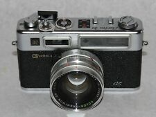 【NEAR MINT】 Yashica Electro 35 GS 35mm Rangefinder Film Camera Body JAPAN 293961