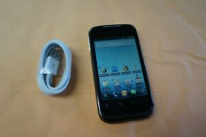 HUAWEI ASCEND 2 M865 - 1GB  (CRICKET) White FREE BUNDLE & SHIP