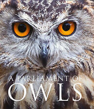 A Parliament of Owls by Mike Unwin (Hardback, 2016)