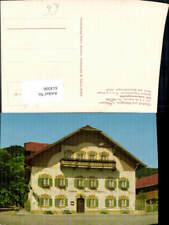 614506,Unterammergau Gasthof Metzgerei Stern