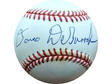 Dave DeBusschere JSA Signed Official OAL Baseball Deceased Knicks White Sox Auto