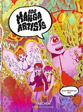 100 Manga Artists Hardcover Book by Taschen Amano Masanao Julius Wiedemann anime