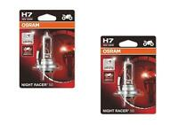 2x H7 +50% Einzelblister NIGHT RACER© 50 OSRAM