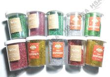 100Grams x3 - Craft Glitter Shaker Tubs, Christmas Decoration,Craft/Art Supplies