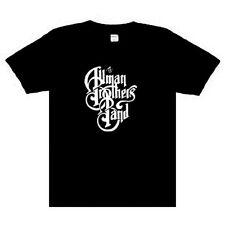 Allman Brothers  Music punk rock t-shirt  S-M-L- XL XXL  NEW