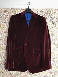 Ozwald Boateng Velvet Jacket