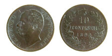 s496_6) Regno Umberto I (1878-1900) - 10 Centesimi 1894 R