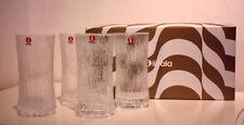 Iittala Ultima Thule Sparkling Wine Glasses Vintage Design Wirkkala Finland NIB