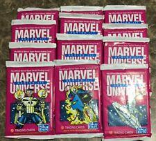 1992 Skybox Impel Marvel Universe Series 3 12 Pack Lot Random Holograms Possible