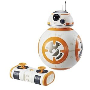 Takara Tomy Star Wars Hyper Drive Droid BB-8 RC Remote Control Toy