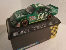 qq H2376 SUPERSLOT PONTIAC GP NASCAR #14  CONSECO NASCAR - Scalextric UK -