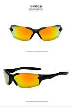 Hd Polarized Sunglasses Men Rimless Driving Pilot Glasses Uv400 Sports Eyewear