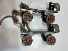 Vintage Roller Skates Globe Skate Corp. Metal No. 30/Menominee Falls,Wis Usa