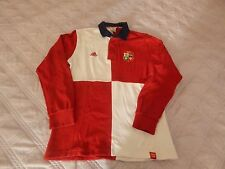 BRITISH LIONS ADIDAS MAGLIA JERSEY RUGBY Tgl.S