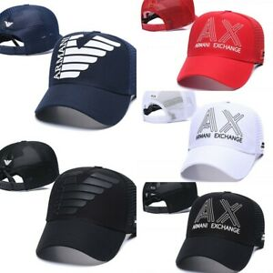 New Fashion Golf Mesh Hat Baseball Cap Hip-Hop Snapback Trucker Sports Hats AX