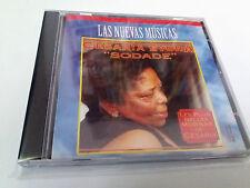 """CESARIA EVORA """"SODADE"""" CD 14 TRACKS COMO NUEVO"""