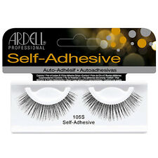 Ardell Self-Adhesive Lashes Stick On Glue Enhanced Salon Look Cosmetics 105S