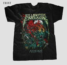 KILLSWITCH ENGAGE-Atonement-Metalcore-Trivium ,BLACK T_shirt, SIZES:S to 6XL