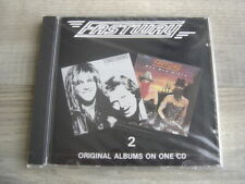rock hard CD metal *STILL SEALED* nwobhm aor FASTWAY On Target Bad Girls UK80s