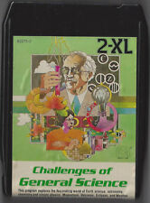Mego 2Xl Talking Robot 8 Track Tape Challenges Of General Science No Button Card
