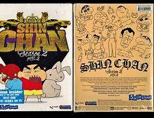 Shin Chan - Season 2 Part 2 - Brand New Anime DVD Box Set