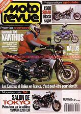 MOTO REVUE 3109 KAWASAKI 1500 Sumo ZZR 1100 Side Bike YAMAHA TDM 850 Gas Gas JT
