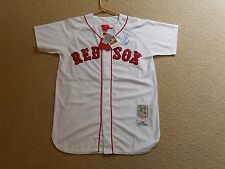 Authentic signed Wade Boggs Red Sox HOF Jersey