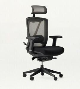 NEW Autonomous Ergo chair 2 (black/black)