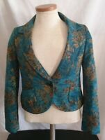 Classiques Entier Blazer Tapestry Lined Size Med
