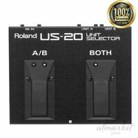 Roland Unit selector For GK US-20 synthesizer Black genuine from JAPAN
