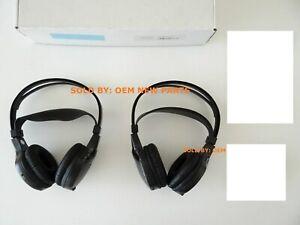 FORD MERCURY Wireless DVD Infrared Headphones Headset NEW OEM