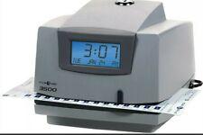 Pyramid 3500 Time Clock New Tested No Keys