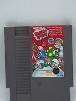 Bubble Bobble Original Nintendo NES  Game with Instruction Manual included